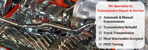 3J Transmission - Professional Transmission and Repair
